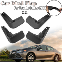 For Toyota Camry 2018 Car Fender Flares Mud Flaps Mudguards Mudflaps Splash Guards Accessories