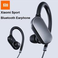 Original Xiaomi Mi Bluetooth Earphone Headset With Mic Sports Wireless Earbuds Bluetooth 4 1 Waterproof For