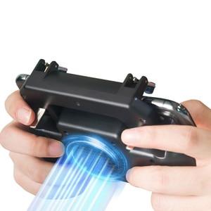 Image 3 - Multi Funktionale Spiel Telefon Halter Für iPhone XS MAX X Samsung S10 S9 Handy Kühler Kühlkörper Kühl spiel Controller Hand