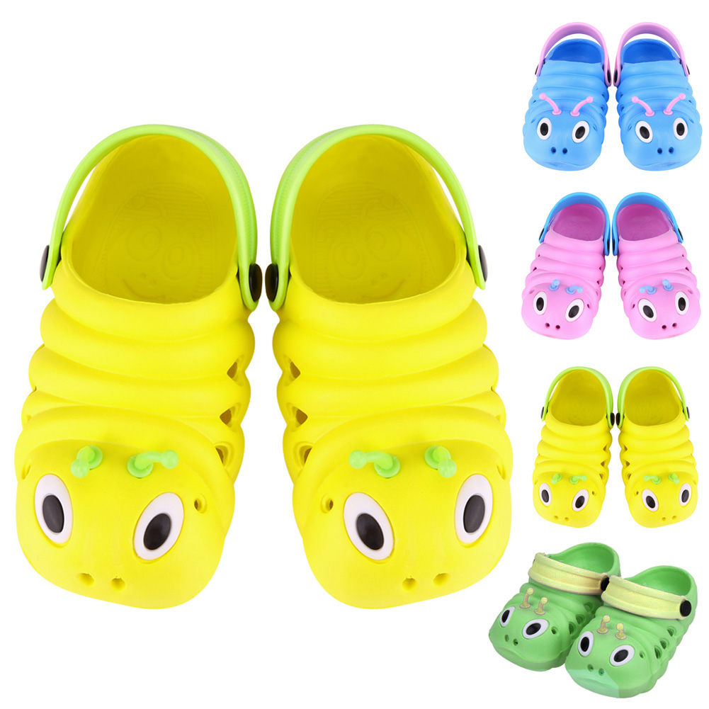 Baby Sandals Summer Caterpillar Anmial Cartoon Style Children Beach Shoes for 0 to 6 Months BabiesBaby Sandals Summer Caterpillar Anmial Cartoon Style Children Beach Shoes for 0 to 6 Months Babies