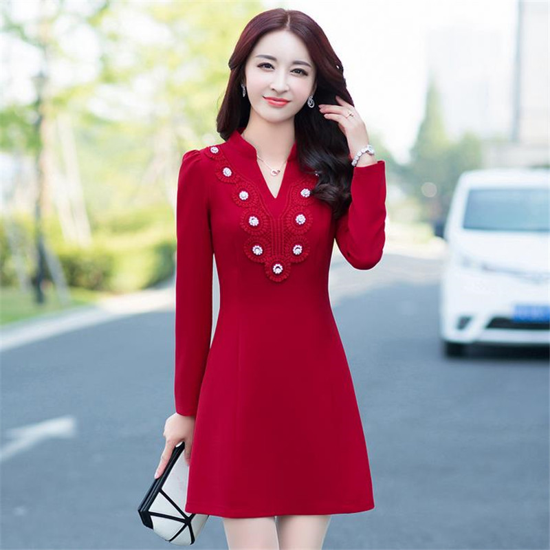 New fashion korean dress
