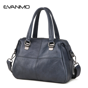Women Shoulder Bag Cow Leather Crossbody Bag for Female Simple & Luxury Shoulder Bag Lady Brand High Quality Bags Large Capacity