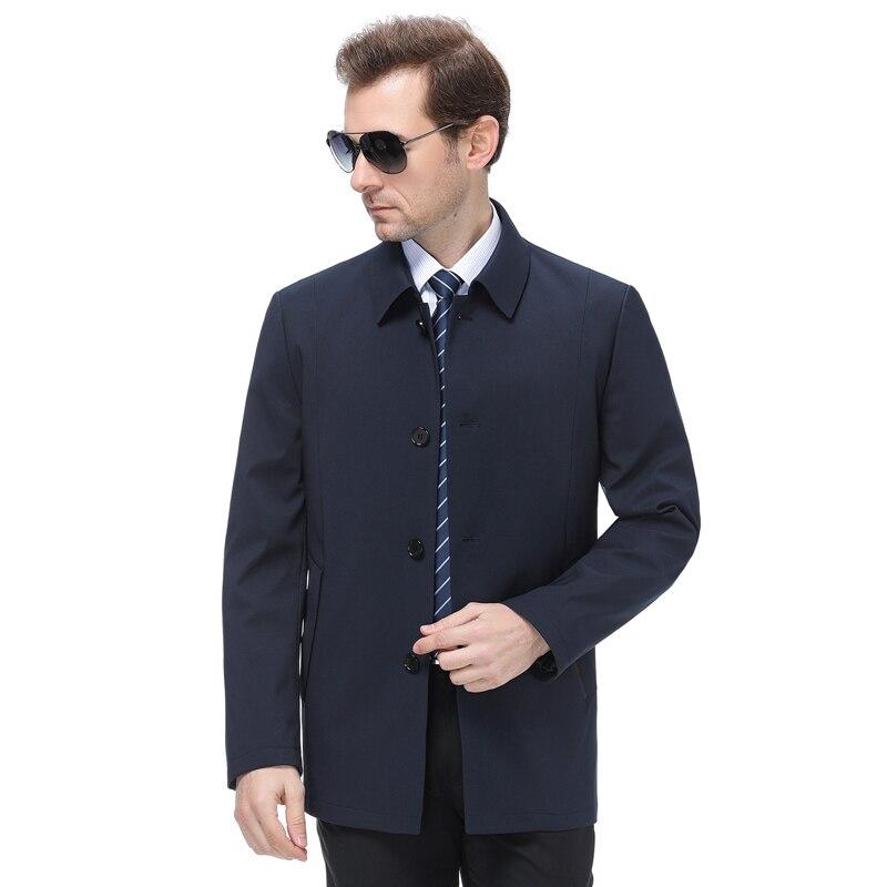 Мужская свободная куртка, Повседневная ветровка, Большие Размеры M 5XL, 2019 - 5