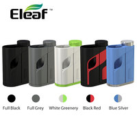 100 Original Eleaf IKonn Total MOD Without 18650 Battery Dual Circuit Protection Max 50W Fit For