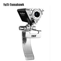 Free Shipping 100 Brand 1080P HD Video Webcam Built In Mic FOR PC LAPTOP MAC Computer
