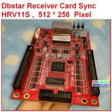 DBSTAR приемник карты DBS-HRV11S, xmplayer, высокое обновление, высокий серый контроль, контроллер приемника синхронизации