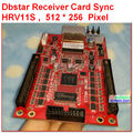 DBSTAR Receiver Card DBS-HRV11S,xmplayer,high refresh, high gray grade, sync receiver controller,