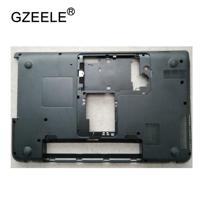GZEELE New Laptop Bottom Base Case Cover For Toshiba C50 C55 C50D C55D C50T C55T Base Chassis D Cover Case shell lower cover new original laptop base bottom case cover for toshiba satellite pro c660 c660d series d shell black ap0ik000100 k000115660