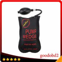 En gros KLOM pompe Wedge Airbag noir petite Auto Air Wedge pompe Wedge serrurier outil 5 pièces/sac