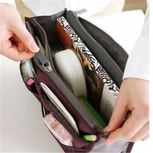 Felicity Travel Toiletry Organizer Pouch Box Storage Bag Wash Cosmetic Bag Makeup Storage Case Bathroom Mesh travel organizer women small mesh breathable admission package wash cosmetic pouch change mala de maquiagem