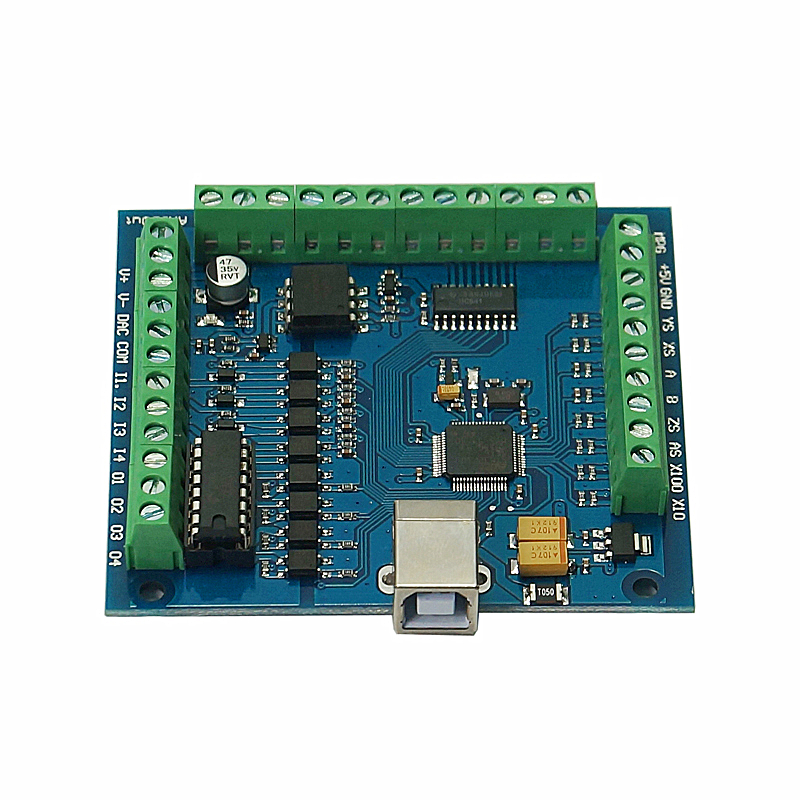 mach3 USB control card 4axis (6)