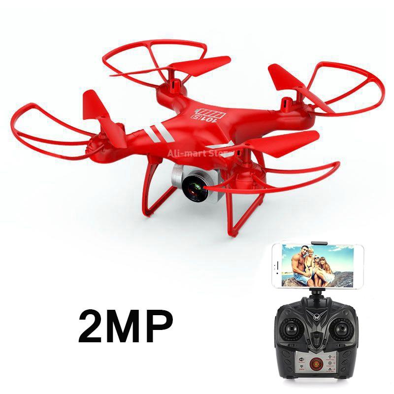 Red 2MP camera