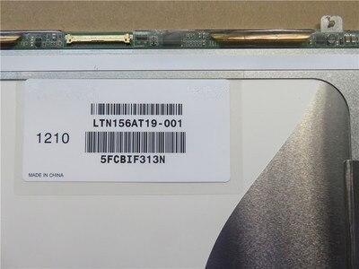 Pour Samsung NP300E5A 305V5A LCD Affichage LTN156AT19-001 LTN156AT19-W01 matrice LCD Écran Mince 1366*768 40pins
