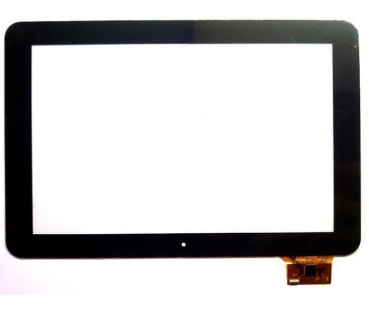 Black New Touch panel For 10.1 inch GoClever Tab R106 Tablet Touch screen digitizer Sensor Glass Replacement Free Shipping available new 5 inch module for goclever