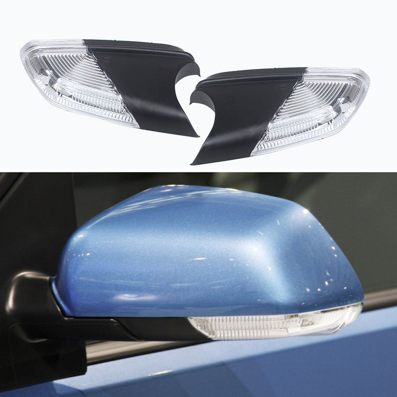 For VW For POLO Sedan 9n 2005-2010 Side Mirror Light Door Wing Rearview Mirror Turn Signal Lamp For Skoda Octavia For Volkswagen