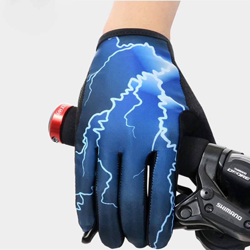 Full Finger Cycling font b Gloves b font Winter Warm Sport Ski font b Gloves b