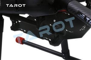 Image 5 - F11282 タロットTL4X001 X4 傘炭素繊維折りたたみquadcopterフレームキットw/電子ランディングスキッドrcドローンfpv