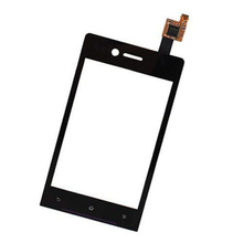 5pcs/lot New Top Quality For Sony Ericsson Xperia miro ST23 ST23i Touch Screen digitizer with logo free shipping