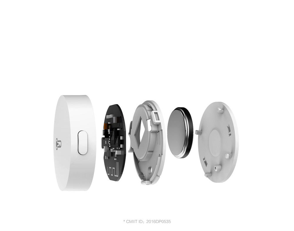 Sensor de temperatura inteligente Original Xiaomi 5