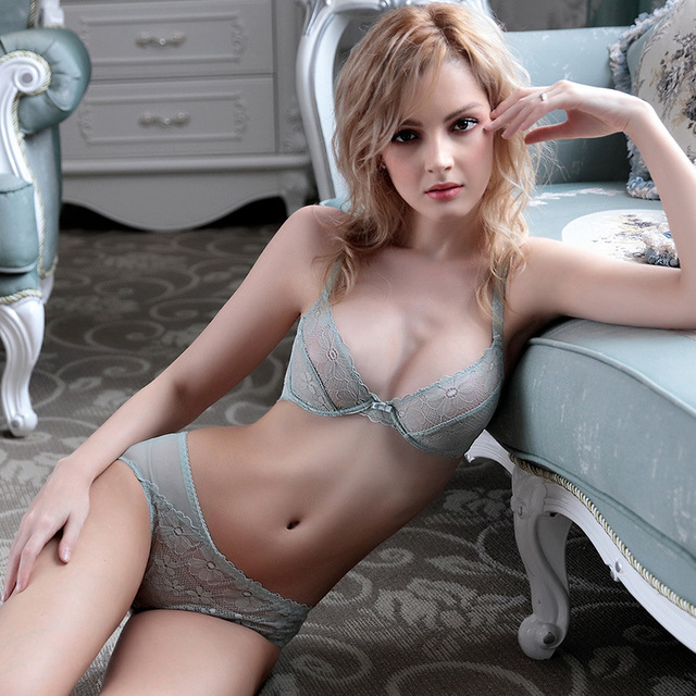 sexy lacepush up bra briefs set sexy woman lolita girl