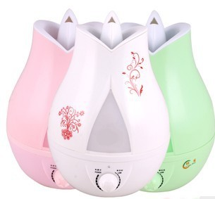 Mini silent humidifier a variety of colors facial beauty air conditioning font b pregnant b font