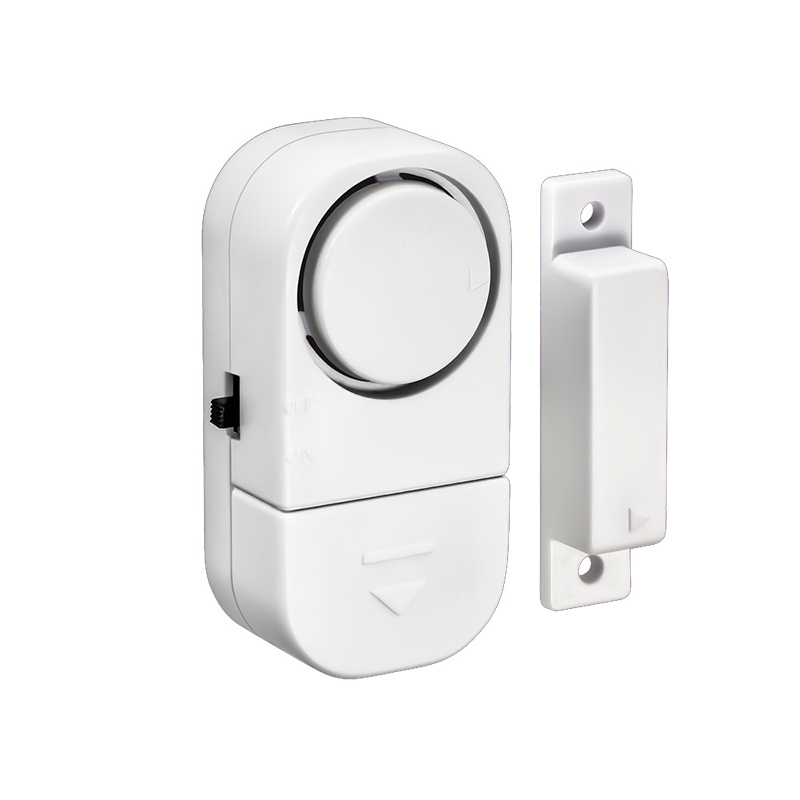 Cheapest 90dB Wireless Home Window Door Burglar Security Alarm System Surveillance Magnetic Sensor for WiFi Home Security System(China)