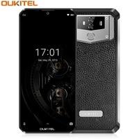 OUKITEL K12 4G 6.3 inch Smartphone MT6765 Helio P35 2.3GHz 6GB RAM 64GB Dual Rear Cameras