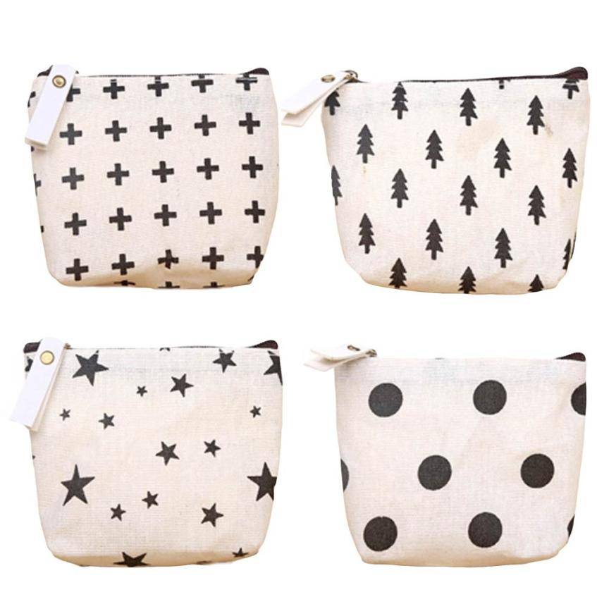 small purse coin pouch small bags coin bag mini purse canvas kids wallet zipper pouch kawaii wallet #815