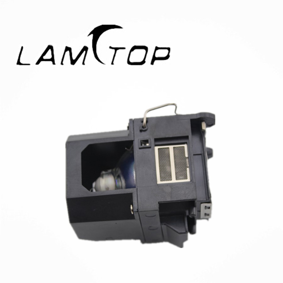 FREE SHIPPING LAMTOP Hot selling  original lamp  with housing  ELPLP57/V13H010L57  for  EB-450W/ EB-450Wi free shipping lamtop hot selling original lamp with housing np10lp for np200