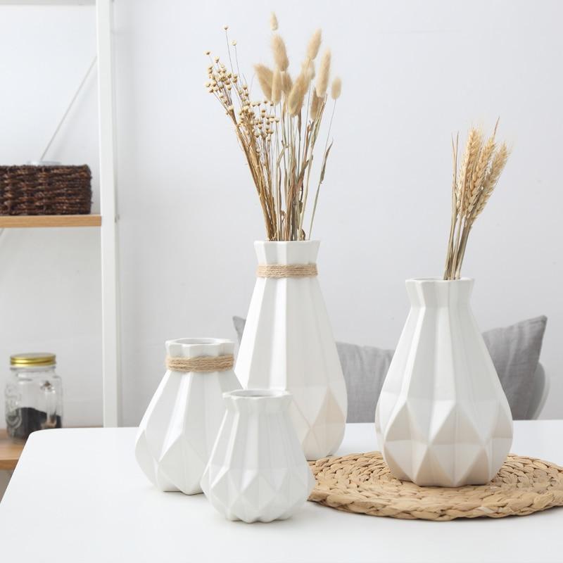 Diamond Porcelain Vases 5