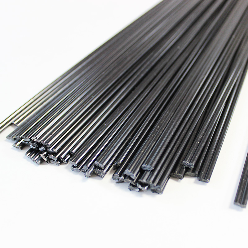 100 pieces PPR plastic welding rods for car bumper repair 100mm long