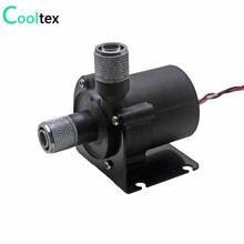 Electric Silent Brushless DC 12v Water cooling Pump DIY computer water cooler(China)