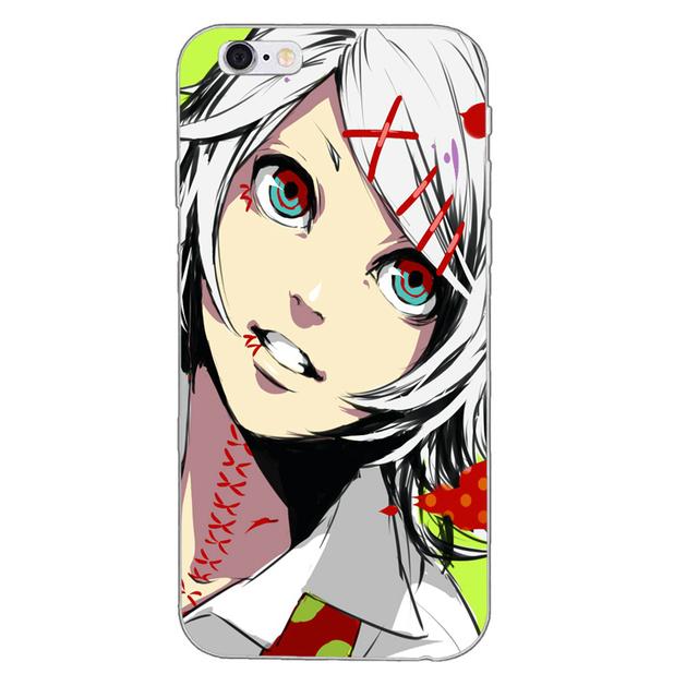 Tokyo Ghouls Silicone TPU Soft Phone Case For Samsung Galaxy J1 J2 J3 J5 J7 A3 A5 A7 2015 2016 2017