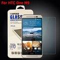 Для HTC M9 Закаленное Стекло Тонкий HD 9 9н 2.5D Взрывозащищенные премиум Жесткий Закаленное Стекло Для HTC One M9 Протектор Экрана 2 шт./лот