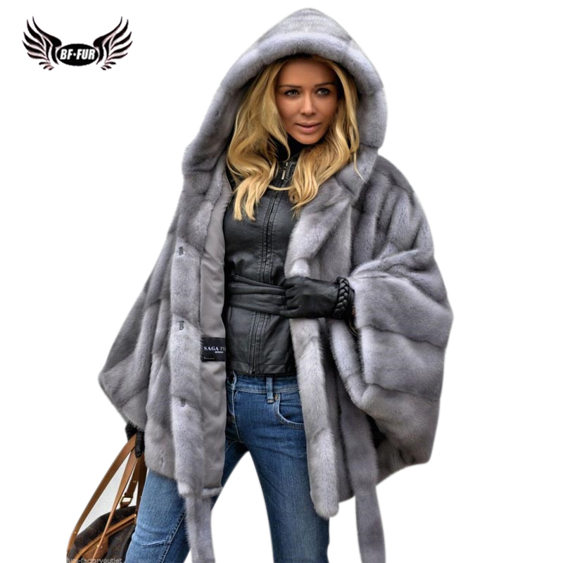 Real Fur Mink Real Fur New Fashion Women Whole Coat Winter Long Slim Warm Overcoat Mink Fur Coat Buy Now