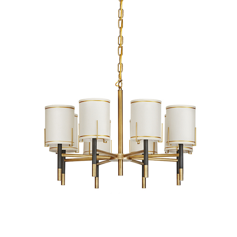European style Pendant Light 8 arm American Country Rustic Style Living Room Pendant Lamps Cafe Coffee Restaurant Bar decoration american country crystal pendant lights european style living room modern bedroom restaurant candle iron lamps lu809182t107