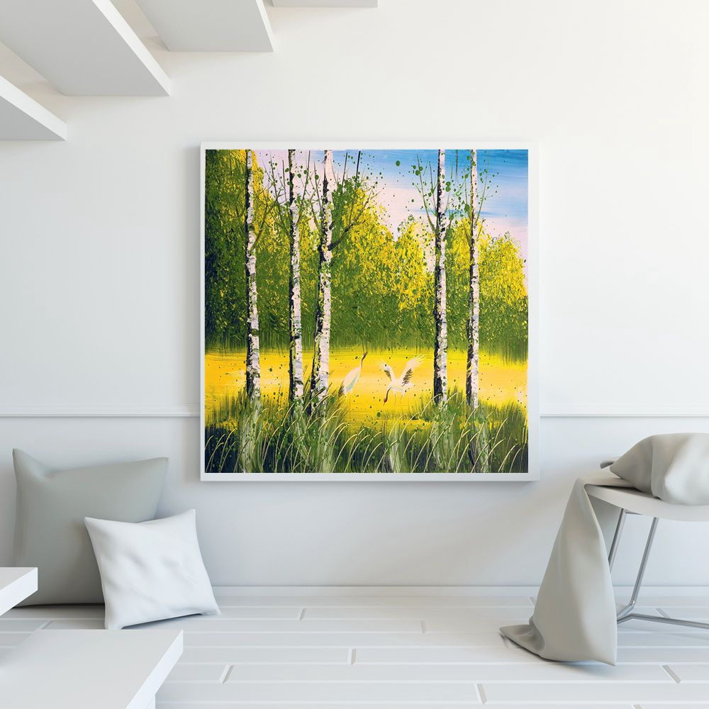 Attractive Ginkgo Wall Art Elaboration - Wall Art Collections ...