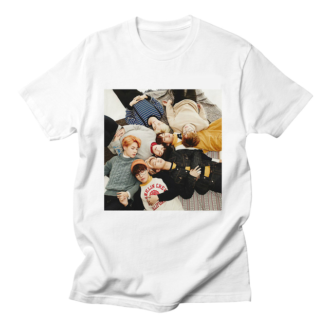 BTS THEMED T-SHIRT (11 VARIAN)