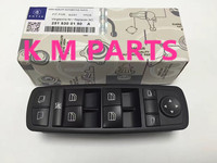 Brand Left Front Door Window Mirror Master Switch 2518300590 For Mercedes GL350 GL450 GL550 R350 251