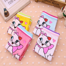 24 Pcs/lot Girl Fashion Cotton Boxer Gifts Kids Underwear Children Panties  suit for 2 10 years