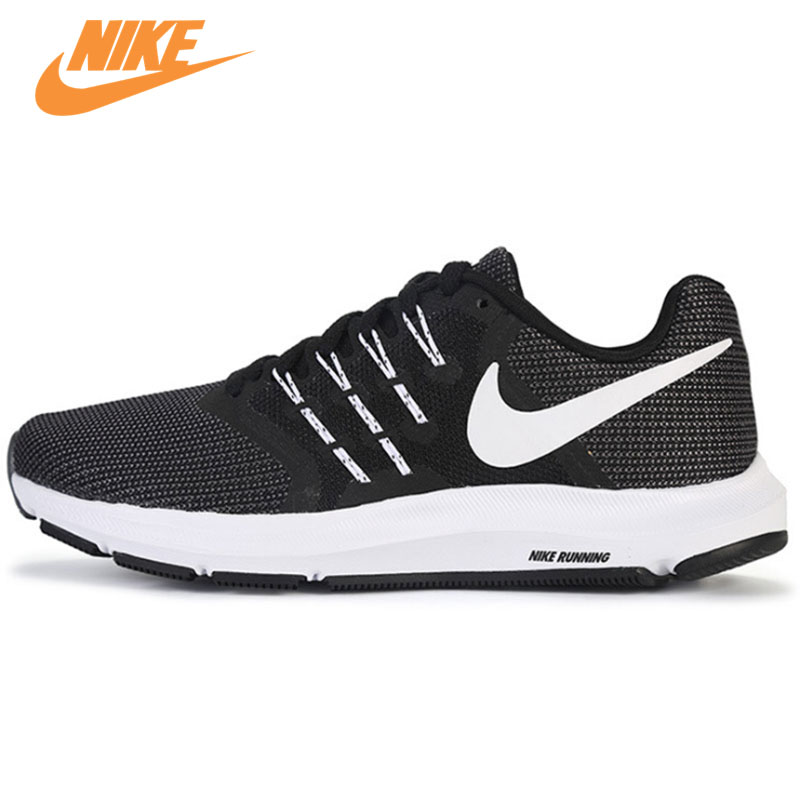 New Arrival Authentic NIKE RUN SWIFT Women's Breathable Running Shoes Sports Sneakers Trainers