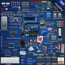 Ultimate стартер обучения комплект R3 LCD1602 Серводвигатель обработки