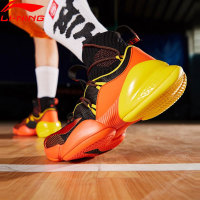 Li Ning Men POWER V PLAYOFF Professional Basketball Shoes CJ McCollum Cushion LiNing CLOUD Sport Shoes Sneaker ABAP023 XYL224