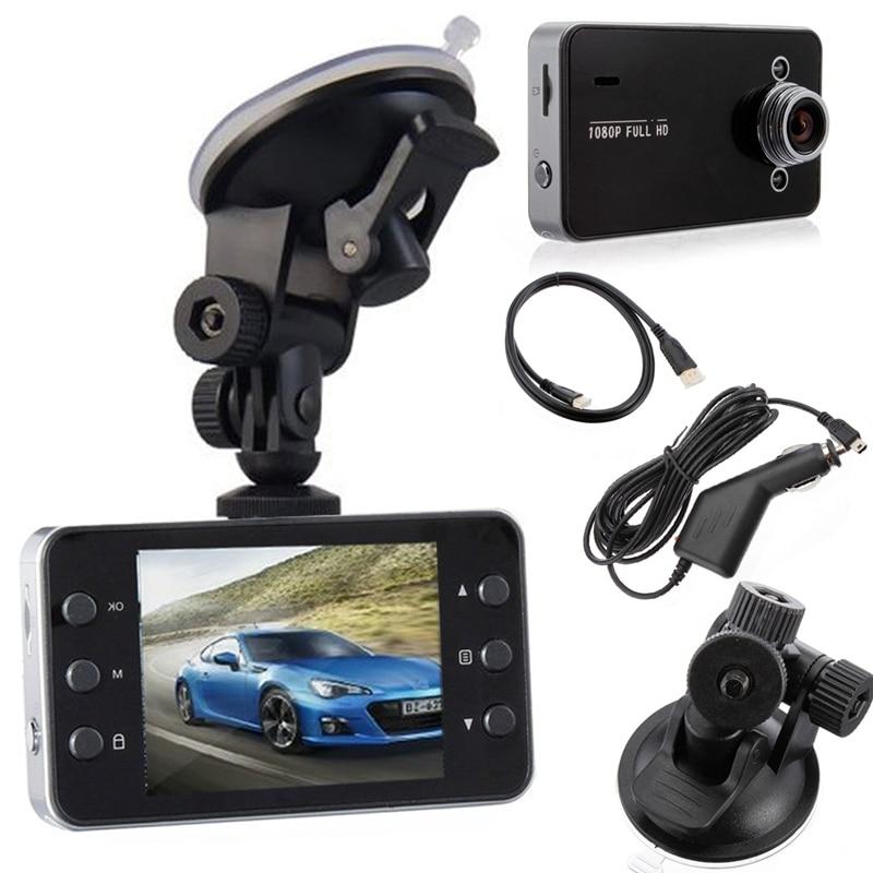 Hot 2 7 Inch K6000 LCD HDMI 1080P Car Dashboard DVR Video Night Recorder Cam Camera