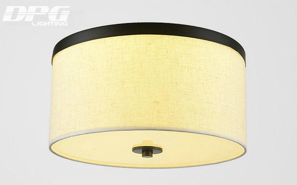 Plafoniera Per Soggiorno Bianco : Moderno led panno bianco plafoniere luci lampada per la casa