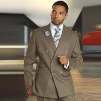 Latest Coat Pant Designs Gray Wedding Suit for Men Custom Blazer Formal Groom Tuxedo Slim Fit 3 Piece Ternos