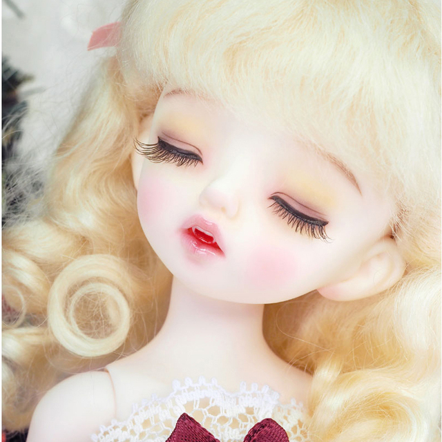16bjd doll - Karou free eye to choose eye color