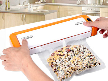 Vacuum Food Sealers automatic sealing machine small domestic preservation gelatin cake packaging commercial NEW