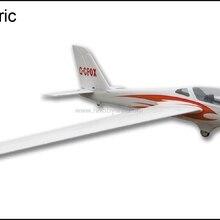 FOX Электрический планер 3000 мм ARF без электронной части RC модель стекловолокна парусник