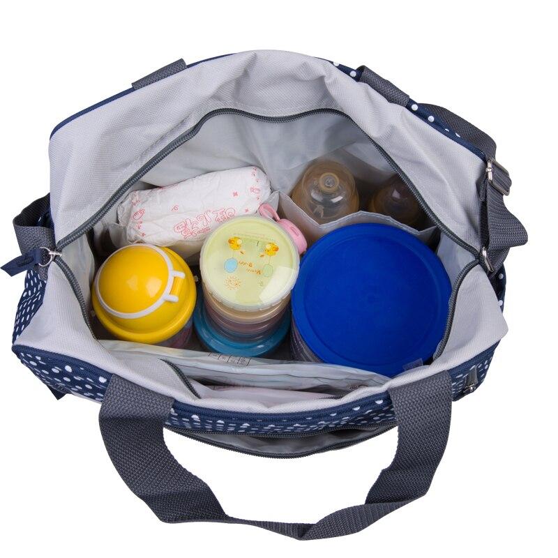 heta Stilfulla prickblöjor med blöja Shoulder Messenger - Blöjor och potträning - Foto 6